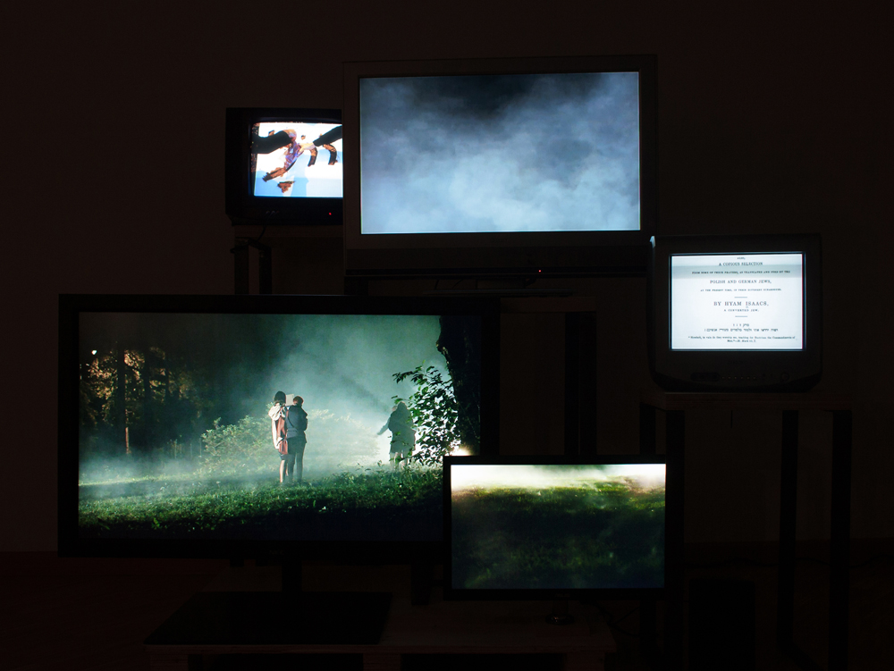 Forcing a Miracle – video installation