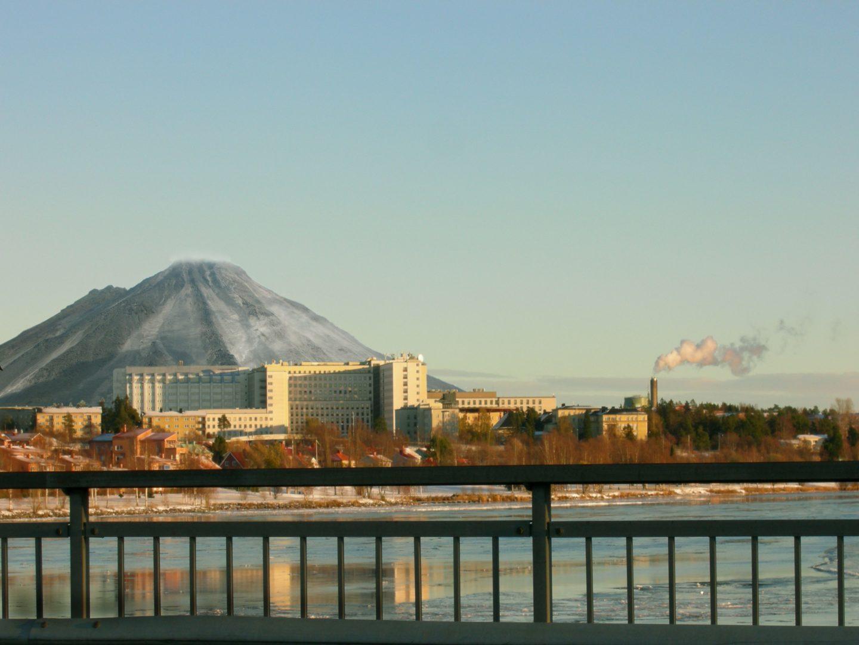 Umeå Volcano